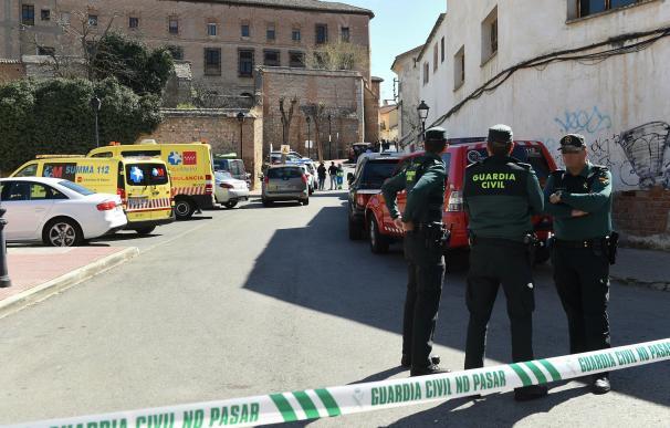 La Guardia Civil investiga la muerte violenta de un matrimonio en Loeches