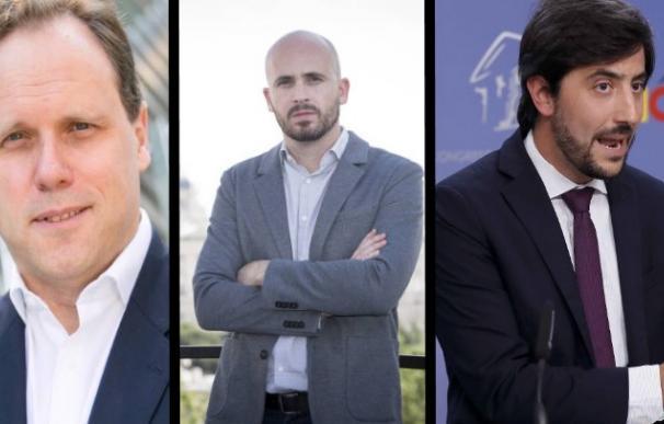 Montero, Lacalle, Álvarez, Roldán y Espinosa: los 'gallos' económicos del 28A