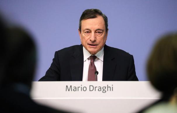 Mario Draghi, BCE