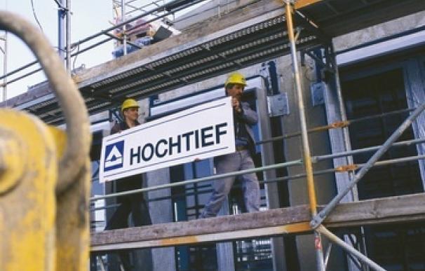 ACS sube un 0,3% en Bolsa y Hochtief un 2,3%, tras lanzar una OPA sobre su filial Leighton