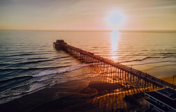 Newport Beach es uno de los destinos ideales para ir este mes de abril.