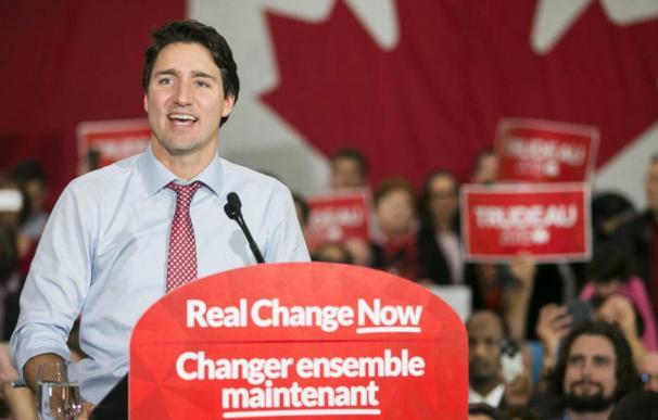 Foto: El primer ministro de Canadá, Justin Trudeau. (EFE)