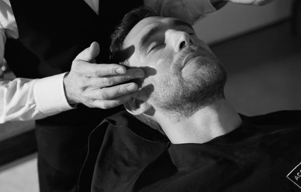 Sesión de Barbiere © Acqua di Parma
