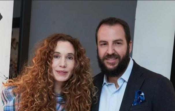 Borja Thyssen y su mujer Blanca Cuesta.