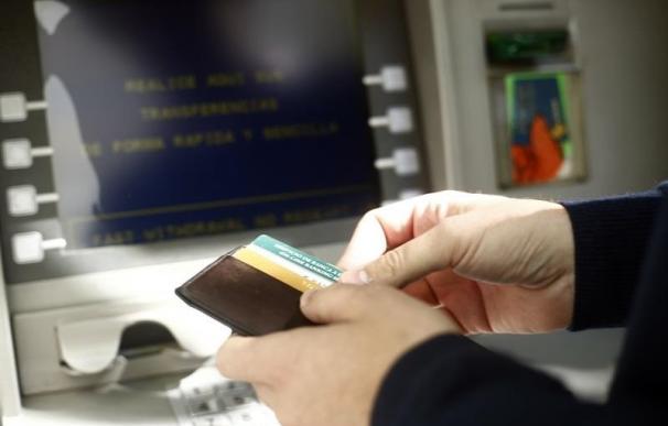 Cajero de banco