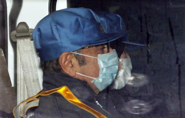 El expresidente de Nissan y Renault, Carlos Ghosn.