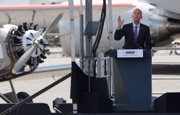 CEO de Boeing