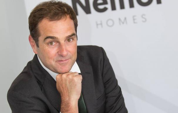 Borja García-Egotxeaga, nuevo CEO de Neinor Homes.