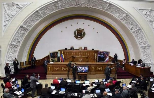 Imagen de la Asamblea Nacional de Venezuela / AFP