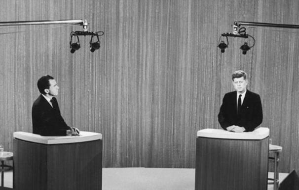 El primer debate en EEUU fue entre Kennedy y Nixon