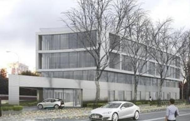 Uno de los edificios de oficinas comprados por la socimi Árima