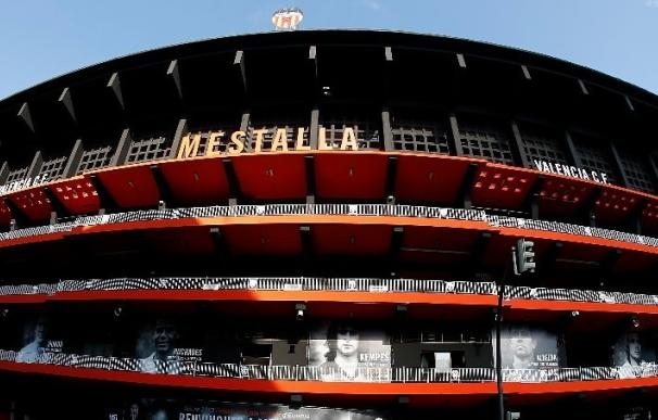 Campo de fútbol de Mestalla