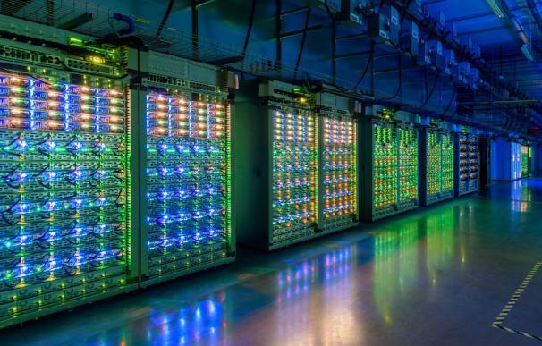 Google es uno de los grandes proveedores de la nube