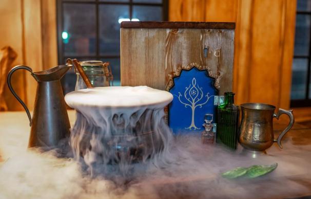 Las bebidas se inspiran en el universo creado por J. K. Rowling (Foto: The Cauldron)