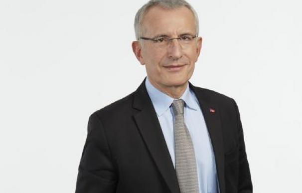 El presidente de la Sociedad Nacional de Ferrocarriles de Francia, Guillaume Pepy (Foto: SNCF)