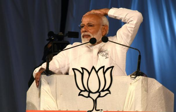 El primer ministro Narendra Modi / EFE