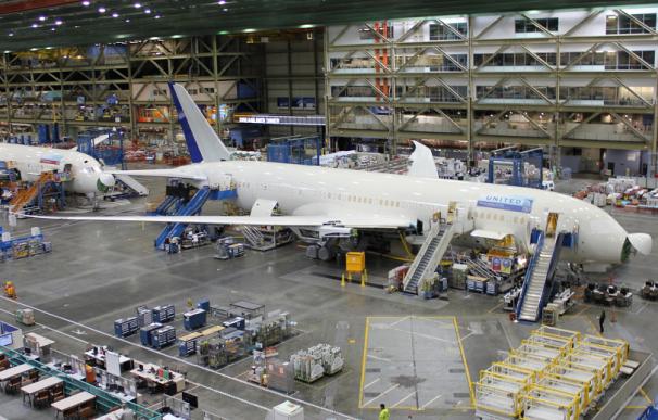 Planta de fabricación del 787 Dreamliner en Carolina del Sur. / Boeing