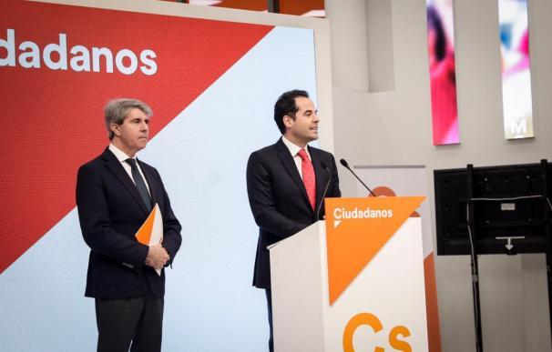 Ángel Garrido, Ciudadanos