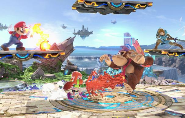 "Las ventas de ""Super Smash Bros"" y la 'Switch' disparan beneficios en Nintendo"
