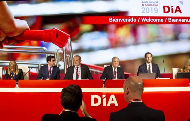 Junta de accionistas de Dia 2019.
