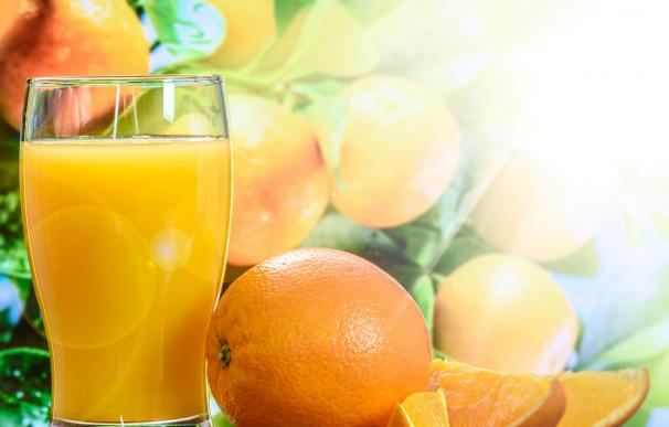 Los futuros del zumo de naranja cotizan en mínimos de dos años