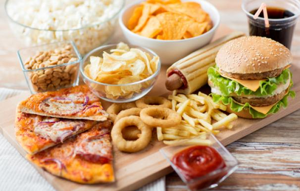 Qué engorda más, ¿pizza o hamburguesa?