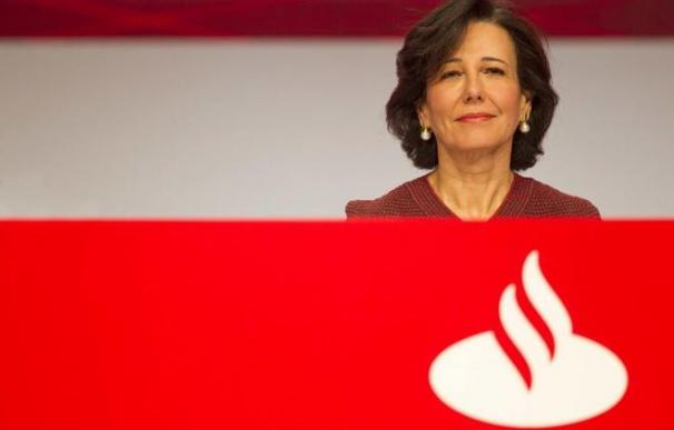 Ana Botín, presidenta del Santander (Foto: EFE)