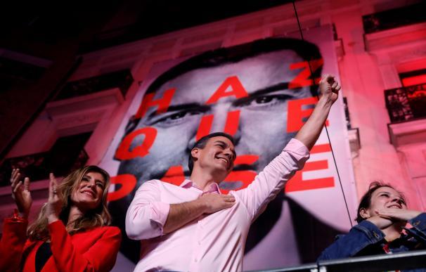 Sánchez gana, Podemos pide entrar en el Gobierno y pone a la economía en guardia