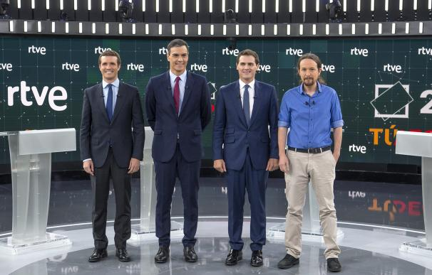 Debate en RTVE