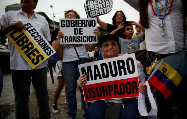 Por qué el golpe de Estado lo dio Maduro en enero al proseguir por la fuerza su mandato