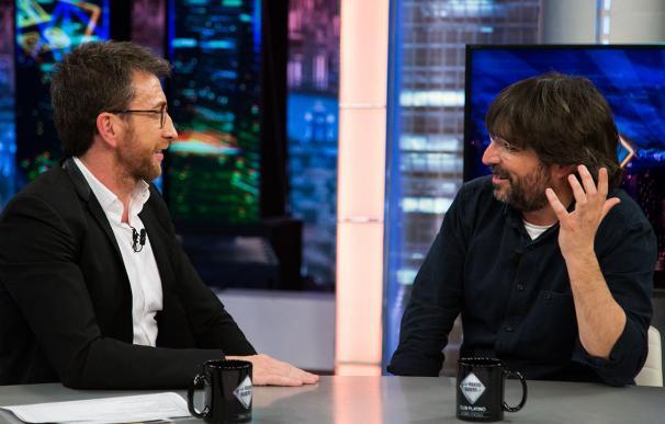 Pablo Motos y Jordi Évole