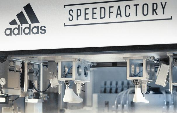 Fábrica de Adidas