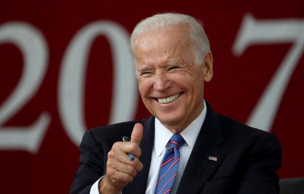 Joe Biden, candidato demócrata a la Presidencia de EEUU en 2020