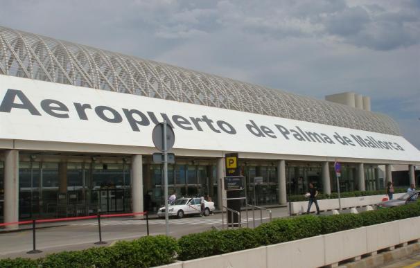 Aeropuerto de Son Sant Joan. / AENA