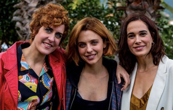 """Aixa Villagrán, Leticia Dolera y Celia Freijeiro son las protagonistas de """"Vida perfecta"""""""