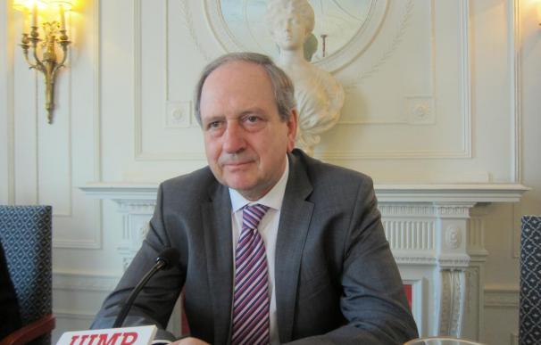El expresidente del FROB Francisco Javier Aríztegui comparece este lunes en la comisión de la CAM en las Corts