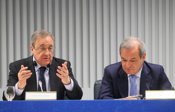 Florentino Pérez y Fernández Verdes
