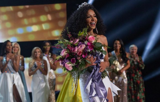 Cheslie Kryst ha sido elegida Miss USA 2019.