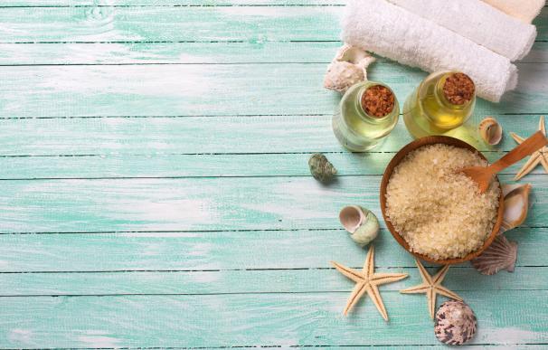 Diversos productos para el cuidado de la piel - Pixabay