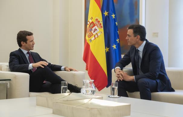 'Yo sigo': Casado se aferra al liderazgo del PP pase lo que pase el 26 de mayo