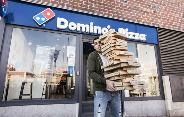 12. Domino's Pizza
