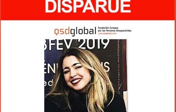 Desaparecida Natalia Sánchez Uribe
