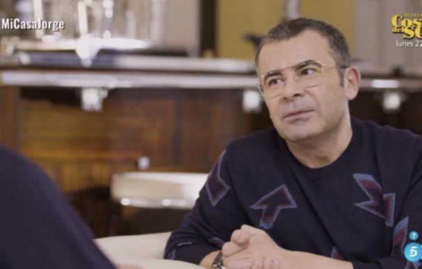 Jorge Javier Vázquez con Bertín Osborne