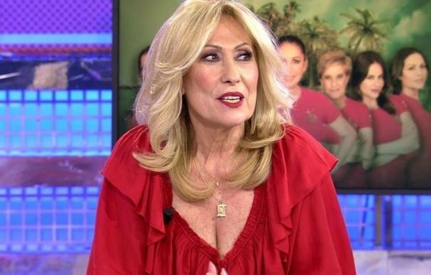 Rosa Benito regresa al Deluxe. /Telecinco