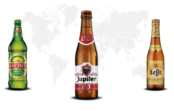 Europa multa a la mayor cervezera del mundo con 200 millones de euros