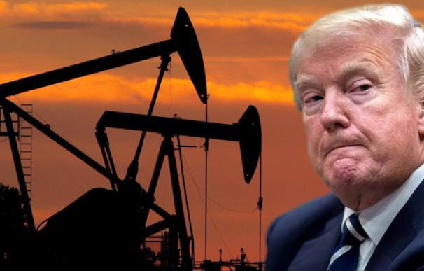 Al petróleo hoy no le preocupan los tuits de Tump
