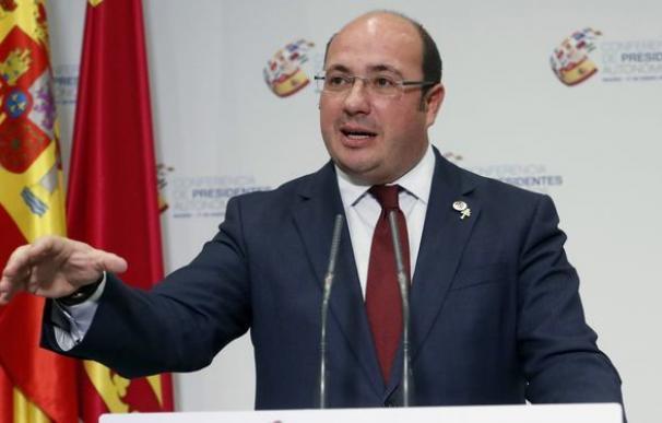 Pedro Antonio Sánchez, expresidente de Murcia