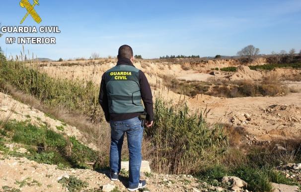 La Guardia Civil investiga un presunto maltrato a siete caballos