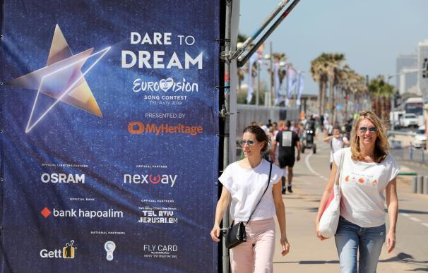 Eurovisión llega a Tel Aviv, en mitad del conflicto en Gaza