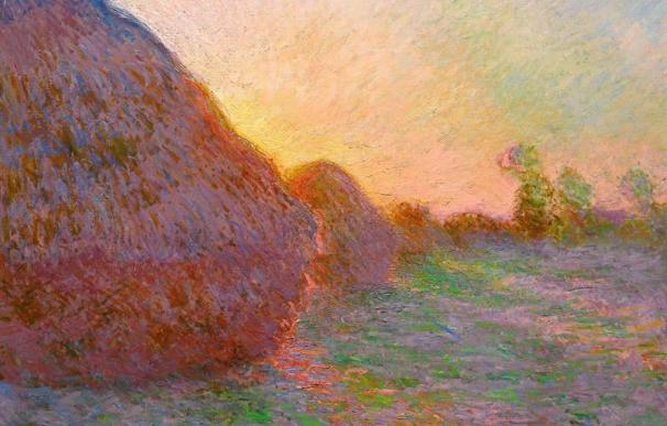 Meules, de Monet